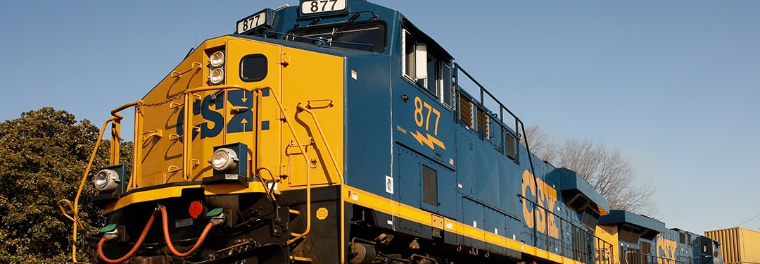 CSX Transportation Rail Shipping
