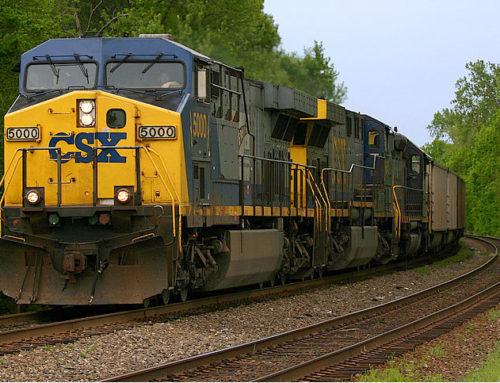 Trying to cut shipping costs? Move it on RAIL is your next best option