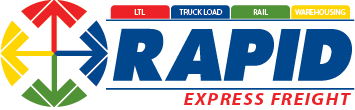 Rapid Express Freight has a new Logo!