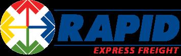 Rapid Express Freight Logo