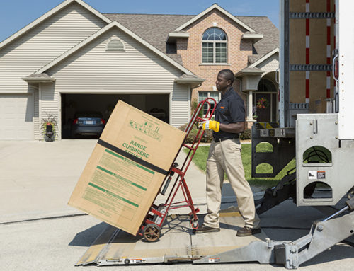 How retail trends are reshaping LTL freight in home delivery